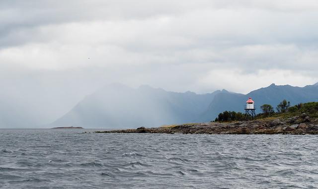 Gårdsøya — Trollfjord,Норвегия