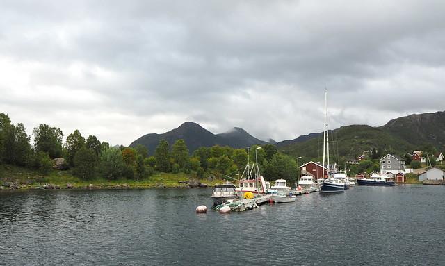 Sortland — Gårdsøya,Норвегия