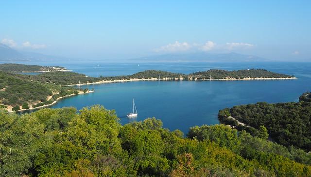 Греция, часть морская